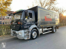 Camión furgón transporte de bebidas Mercedes Axor AXOR 1829 Getränkewagen LBW / EURO 4