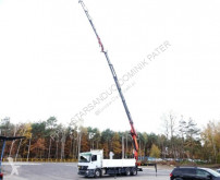 Camion Mercedes Actros 2641 L 6x4 PALFINGER PK 44002 FLY JIB plateau ridelles occasion