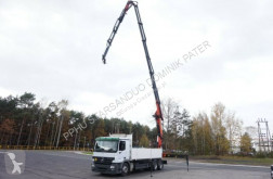 Camion Mercedes Actros 2641 L 6x4 PALFINGER PK 44002 FLY JIB plateau occasion