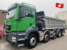 MAN tgs 35.540 10x4 truck used tipper