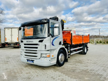 Scania R230 truck used tipper