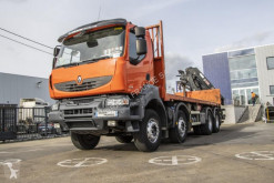 Camion Renault Kerax plateau standard occasion