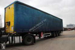 Camión lona Samro ST39+ Laadklep