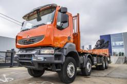 Camion Renault Kerax 410 platformă standard second-hand