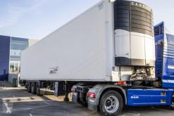 Lamberet FRIGO MULTI TEMP+ CARRIER VECTOR 1850 + D'HOLLANDIA truck used mono temperature refrigerated