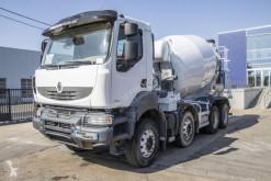 Renault betonkeverő beton teherautó Kerax