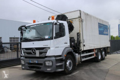 Camion Mercedes Axor 2533 fourgon occasion