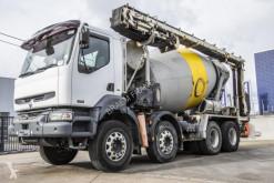 Camião betão betoneira / Misturador Renault Kerax 370