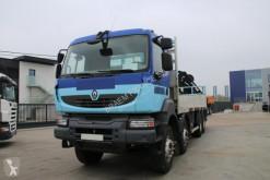 Camión caja abierta estándar Renault Kerax 450 DXi