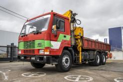 Volvo billenőkocsi teherautó FL10