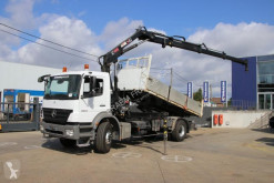 Mercedes Axor 1833 truck used tipper