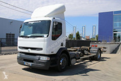 Camión portacontenedores Renault Premium 270