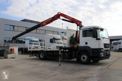 Camion MAN TGS 18.320 plateau standard occasion