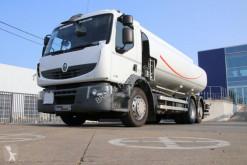 Camion Renault Premium 370 cisterna idrocarburi usato