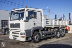 Camión volquete bilateral MAN TGA