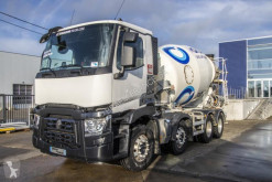 Camión hormigón cuba / Mezclador Renault C430 + MIXER 9M³