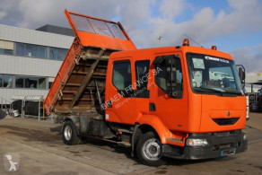Camión volquete trilateral Renault Midlum 180