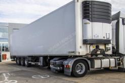Lamberet FRIGO + CARRIER MAXIMA 1300 + DHOLLANDIA truck used mono temperature refrigerated