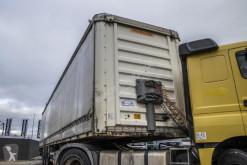Camión lona corredera (tautliner) Fruehauf TX34 - BORDWAND/RIDELLES