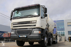 DAF CF 85.410 truck used concrete mixer