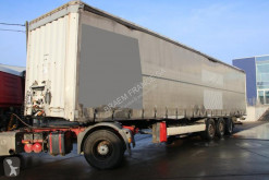Camión lona corredera (tautliner) Krone SD27 + D'Hollandia