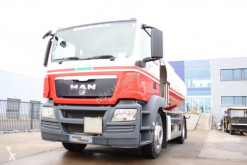 MAN TGS 18.320 truck used oil/fuel tanker