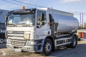 Kamión DAF CF75 cisterna uhľovodíky ojazdený