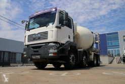 MAN TGA 32.410 truck used concrete mixer