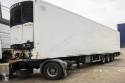 Lamberet mono temperature refrigerated truck FRIGO MULTI TEMP + CARRIER VECTOR 1850 + D'HOLLANDIA