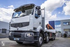 Renault Premium Lander truck used standard flatbed