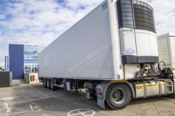 Lamberet FRIGO MULTI TEMP + CARRIER VECTOR 1850 + DHOLLANDIA truck used mono temperature refrigerated