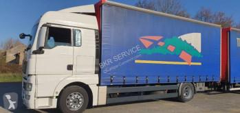 Kamion posuvné závěsy MAN TGX 18.440
