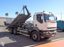 Camión Gancho portacontenedor Renault Kerax 370.26 (6X4)