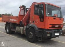 Camión Iveco Eurotech 190E24 volquete benne TP usado
