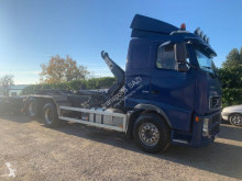 Camión Gancho portacontenedor Volvo FH16 550