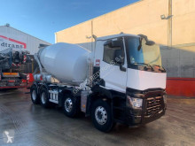 Renault truck used concrete mixer