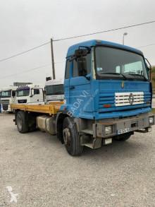Camión caja abierta Renault Gamme G 340