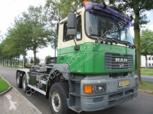 Camion MAN FE 410 polybenne occasion