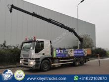 Camion Iveco Stralis plateau occasion