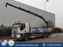 Kamion plošina Iveco Stralis
