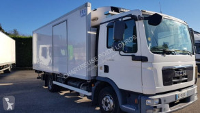 MAN refrigerated truck TGL 10.180