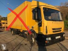 Camión Iveco Eurocargo 120 E 28 furgón usado