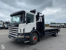Camión Scania D 94D230 caja abierta estándar usado