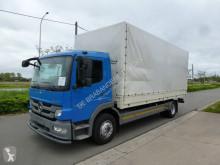 Camión lona corredera (tautliner) Mercedes Atego 1218