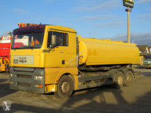 MAN 26.360 TG-A 6x2 Tankwagen 3 Kammern 18.900 ltr gebrauchter Tankfahrzeug