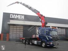 Camión caja abierta Scania R 560