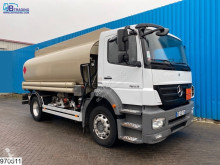 Mercedes chemical tanker truck Axor 1829
