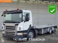 Camión Scania P 230 caja abierta usado