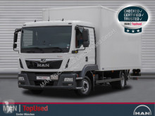 Camión MAN TGL 8.190 4X2 BL, L-Haus, 1-Bett, AHK furgón usado