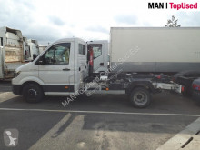 Camion MAN TGE 5.180 4X2 SB benne occasion